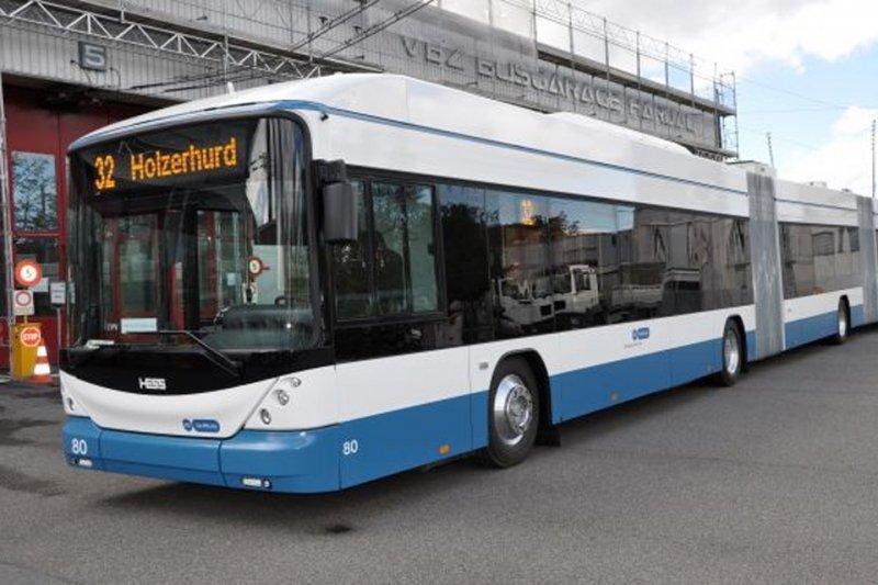 Verkehrsbetriebe Zürich beschermen bussen met aerosolblussystemen