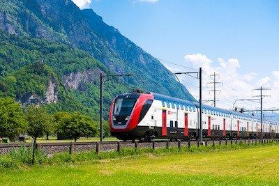 Blussystemen voor treinen