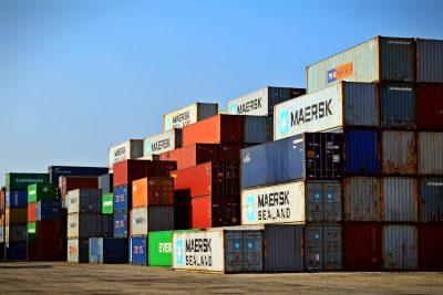 Blussysteem voor containers